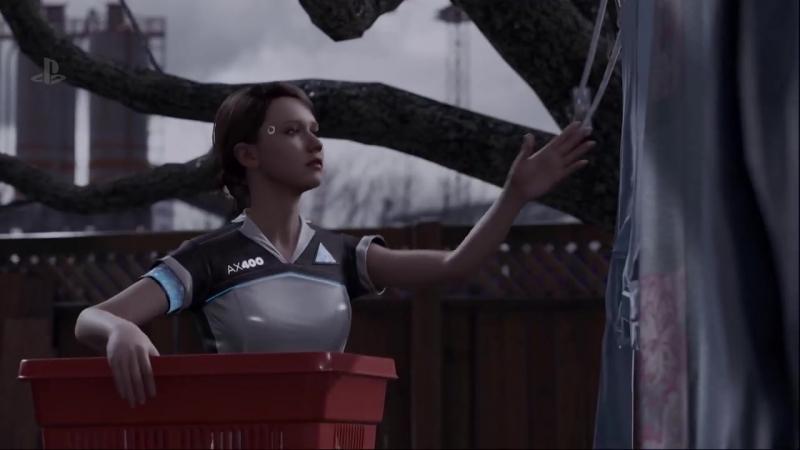 Detroit_ Become Human — Русский трейлер игры 3 (Субтитры, 4К, 2018)