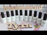 Гель-лак INDI от RuNail. Обзор и выкраска 10 оттенков. RuNail INDI gel lacquer review