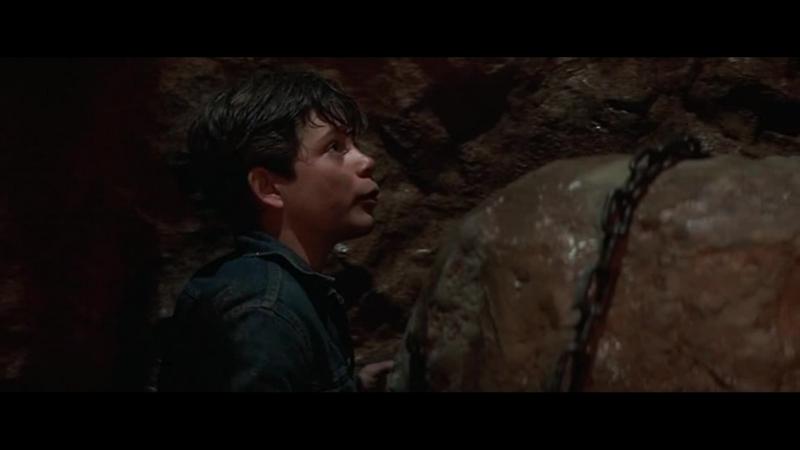 БАЛБЕСЫ 1985 комедия приключения семейный Ричард Доннер 720p