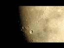 Der Mond letzte Nacht