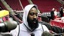 James Harden interview before Game 5 against the Timberwolves