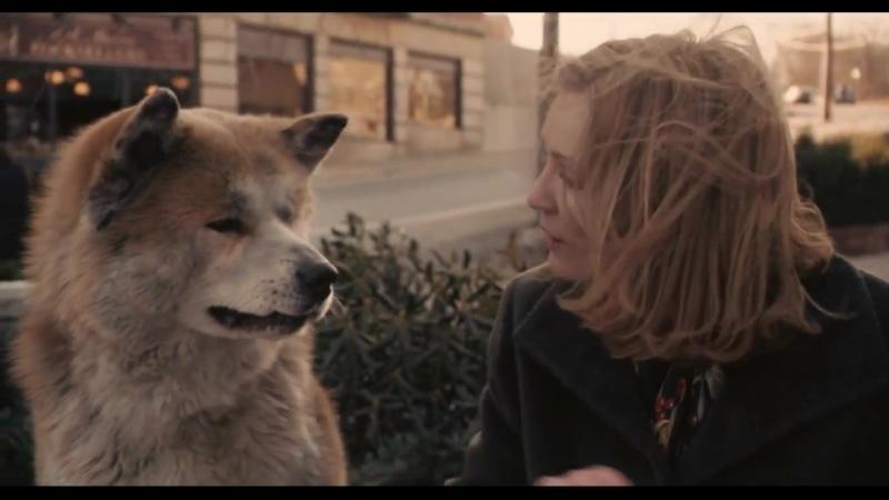 Самый грустный момент из фильма Хатико (online-video-cutter.com)