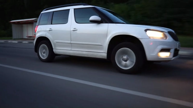 САМАЯ БЫСТРАЯ ШКОДА! SKODA YETI БЫСТРЕЕ Subaru WRX STI и AUDI 80 Quattro
