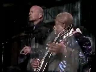 BB King, Billy Preston & Bruce Willis - Sinners Prayer