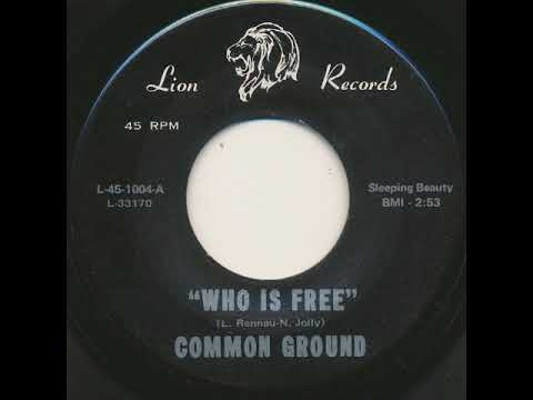 Common Ground (US) - Who is Free (60s Heavy Psych Rock)