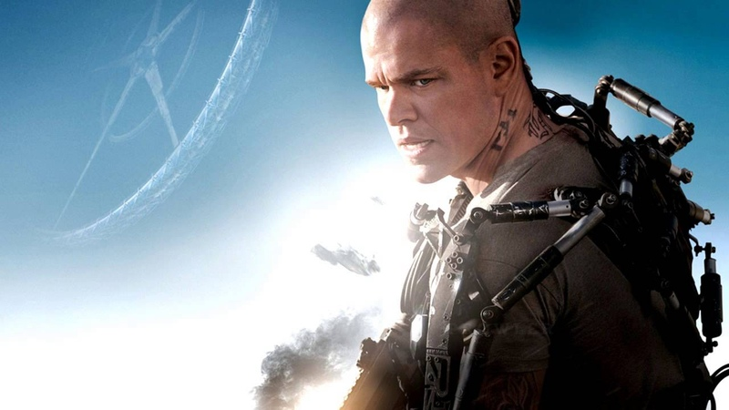 Elysium - Kruger Suits Up - Soundtrack Score HD