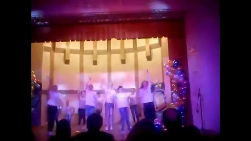 Посвята Истфак Танец