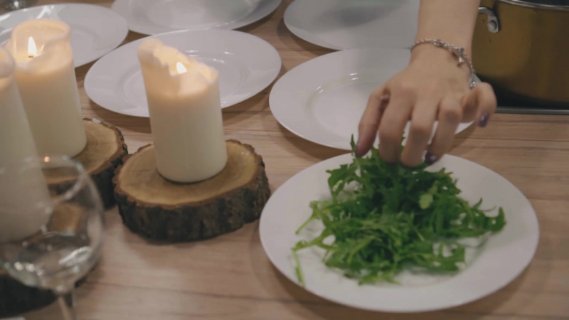 Кулинарный мастер-класс в МЕГЕ