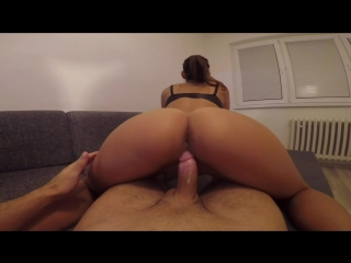 Claudia Class - Hot girlfriend enjoys teasing and riding hard ¡