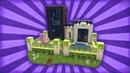Как построить модерн дом в Minecraft ч1 PE 3