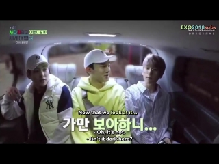 [VIDEO] 180521 EXO-CBX @ Travel the World on Exo's Ladder: CBX's Japan Chapter EP. 1   ENG SUB