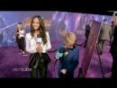 Каст фильма «Мстители Война Бесконечности» в рубрике шоу Эллен Дедженерес «Kid Movie Expert»