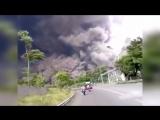 В Гватемале мощнейшее извержение вулкана за 40 лет