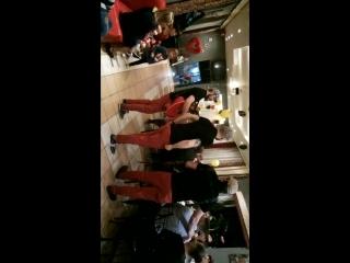 Малиновская банда в кафе Лондон