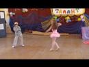 Макар и Полина.Танец Куклы. (hip-hop mix)