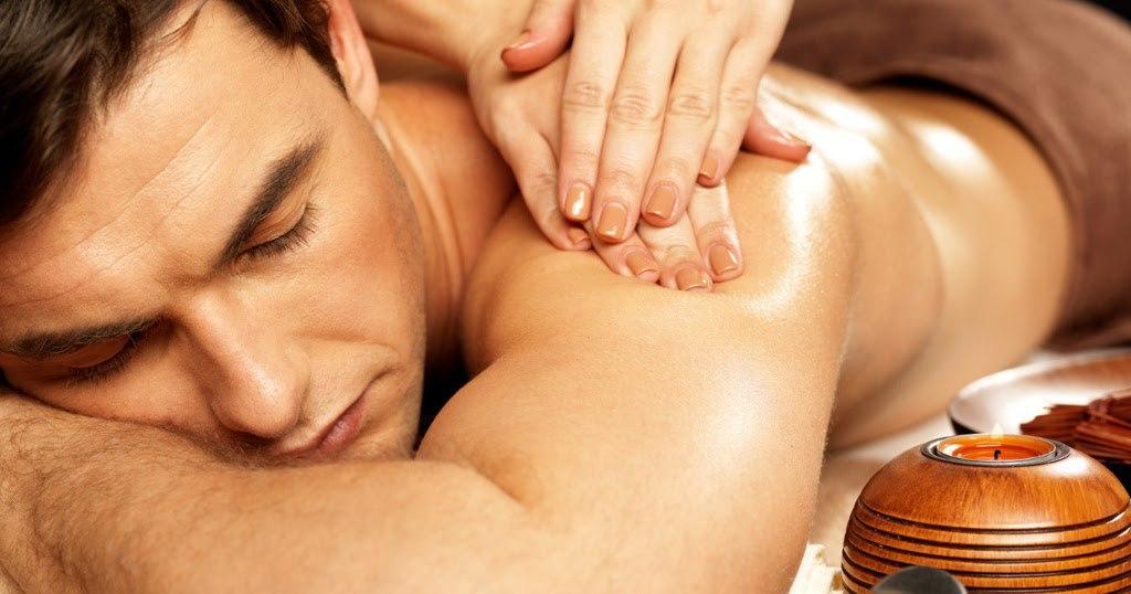 Как сделать эротический массаж?