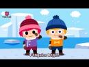 Танец пингвина _ Песни о животных _ PINKFONG Песни для детей