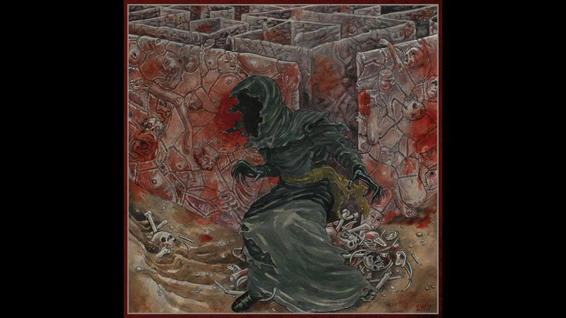 Our Place of Worship Is Silence - With Inexorable Suffering (2018) Translation Loss Rec - full album