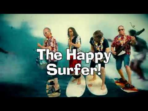 The Typhoons - The Happy Surfer