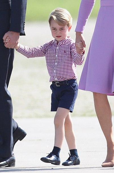 Кейт Миддлтон рассказала, какие фильмы обожает принц Джордж