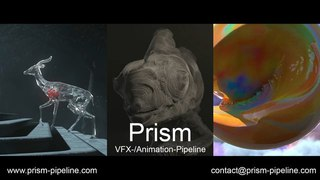 Prism Pipeline - Overview (step by step)