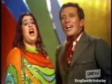 Cass Elliot and Andy Williams on TV (1968)