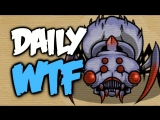 Dota 2 Daily WTF - Dancing on the Throne