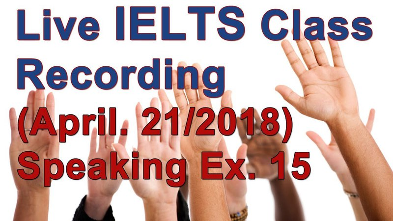 IELTS Speaking - High Score Strategies - Part 2
