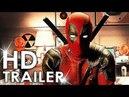 DEADPOOL 2 - Official Final Trailer [HD] (2018) Ryan Reynolds Movie 20TH Century FOX.