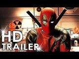 DEADPOOL 2 - Official Final Trailer HD (2018) Ryan Reynolds Movie 20TH Century FOX.