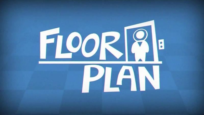 Floor Plan - Launch Trailer _ PS VR