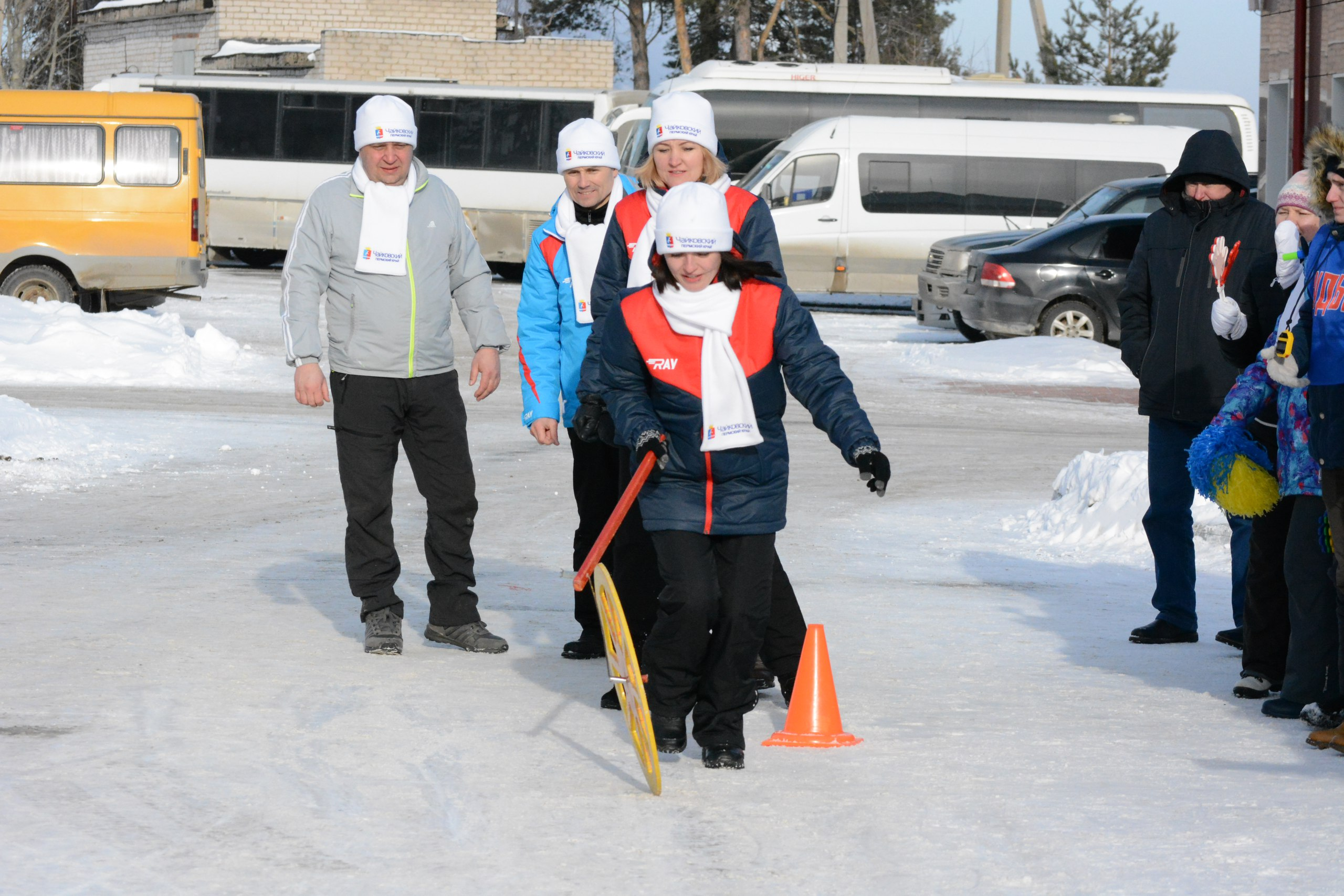 зимняя спартакиада муниципалитетов, Чайковский, 2018 год