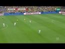 Чемпионат Германии 2017 18 31 й тур Боруссия Дортмунд Байер 2 тайм 720 HD