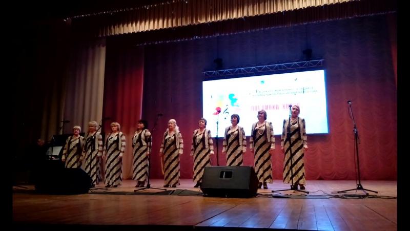 Г Белгород ,, Битва хоров ,,ноябрь 2017 г