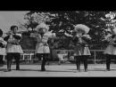 """Фестиваль Танца Для Репетиций (1957);Тбилиси, Грузия, Советский Союз, СССР;VS дети репетируют традиционный танец """"лезгинка"""" для"""