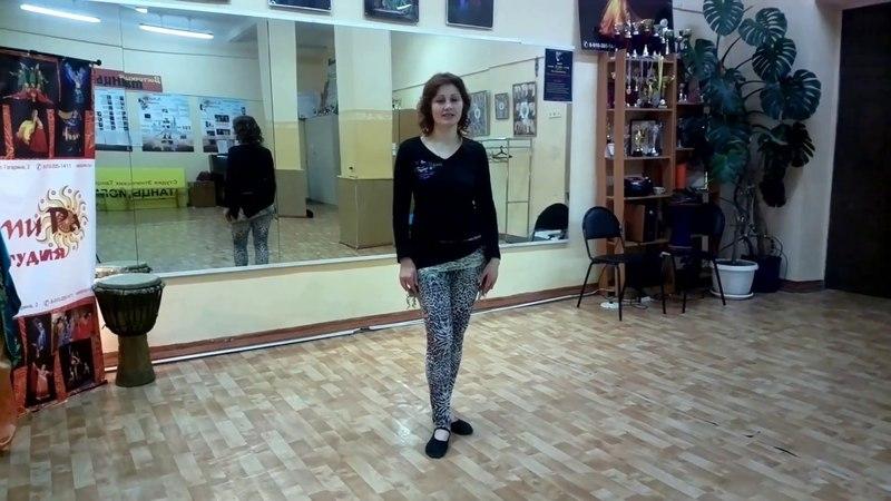 Студия Амира Орел связка под ритм максум с Василиной Логвиновой