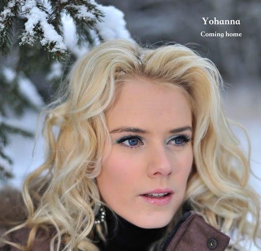 Yohanna альбом Coming home