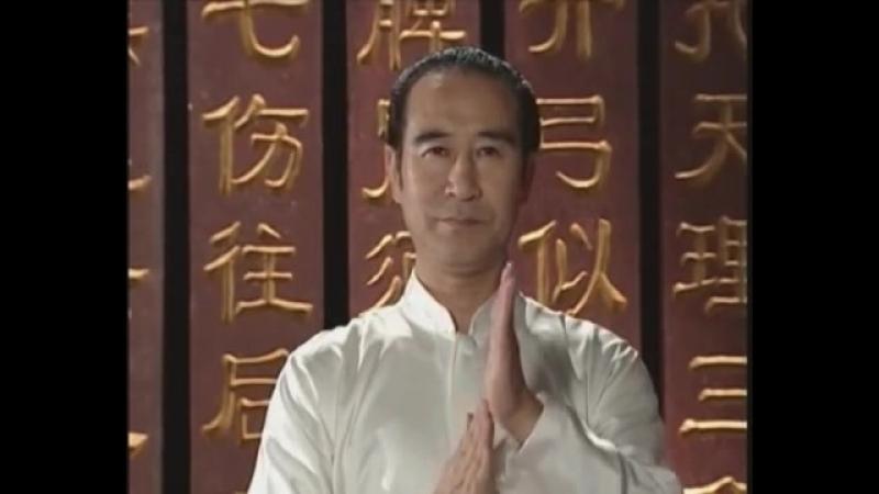 Оздоровительный цигун Ба Дуань Цзин 8 отрезков парчи