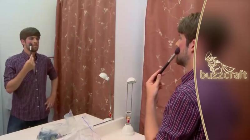 макияж для мужиков