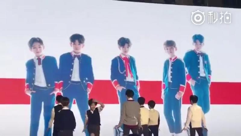 YHBOYS - 梦想加油【2017天悦东方舂计划】(Fan Cam)