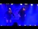 MIO・SAKI (ST8CY)「AS IF IT'S YOUR LAST (BLACKPINK)」2018-02-25 堀江Goldee YOUNGMAN