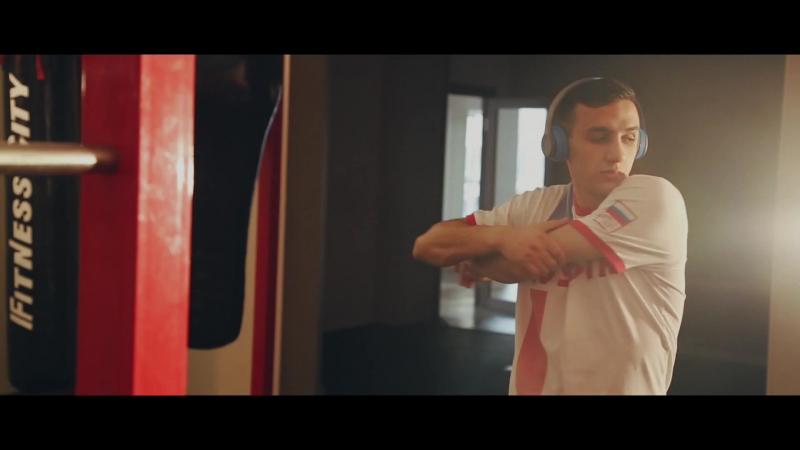 Gabil Mamedov мастер-класс в Fitness city