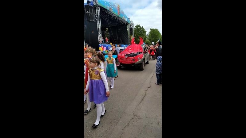 Карнавал В Тагил продолжение