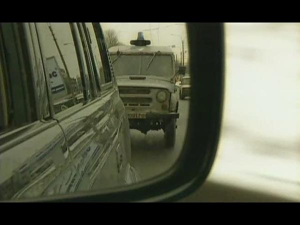 ГАИшники забыли автомат в чужой машине
