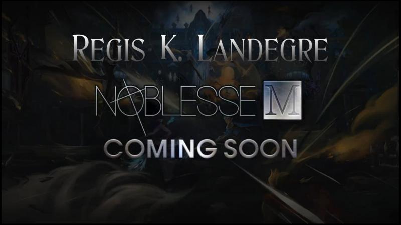 [Noblesse M] - Промо видео персонажей к игре - Regis K. Landegre