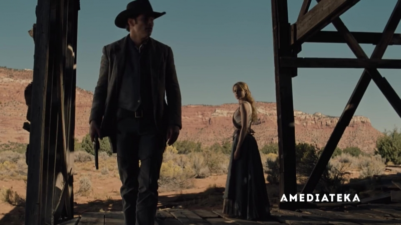 Мир Дикого Запада 2 сезон ¦ Westworld ¦ Трейлер