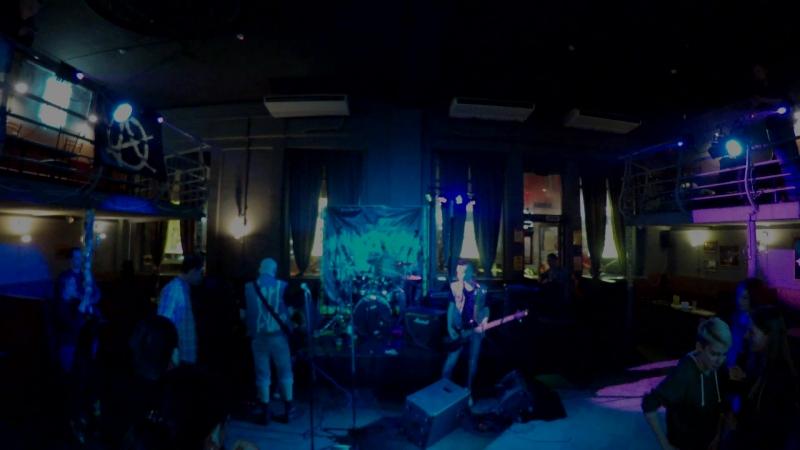 Концерт Панк гр. ДикоОбраз! 25.03.2018 г. в KILLFISH Краснодар