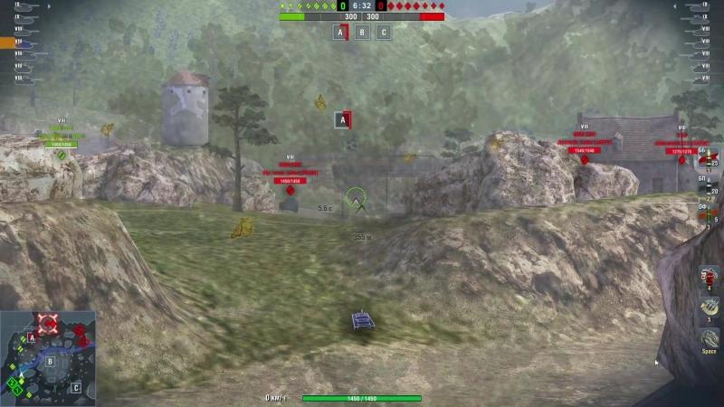 О броне AMX CDC