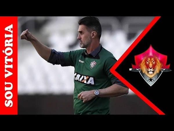 """Mancini confirma Botelho na esquerda contra o Santos e afirma: """"Faltam opções"""""""