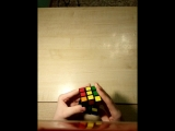 Обучение сборке Кубика Рубика 3 на 3 на 3